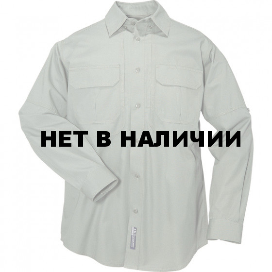 Рубашка 5.11 Tactical Shirt - Long Sleeve, Cotton green