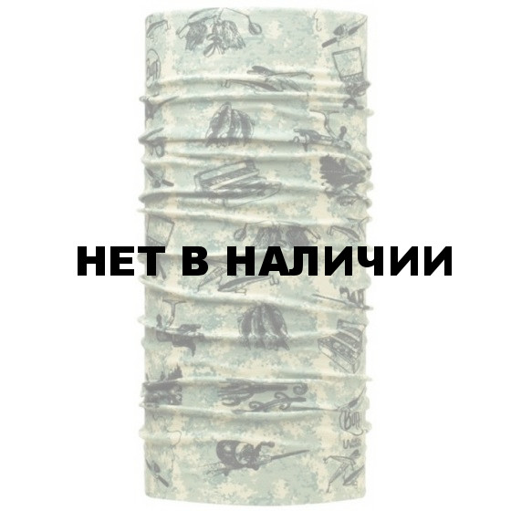 Бандана Buff Hight UV protection Retro Fishing 108321