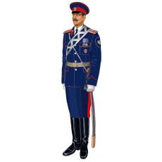Рекомендации по форме Центрального казачьего войска