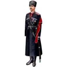 Форма Крымского казачьего войска