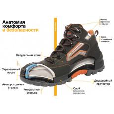 Защитная и рабочая обувь