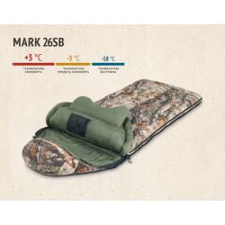 Мешок спальный MARK 26SB спальник-одеяло, realtree apg hd, 725