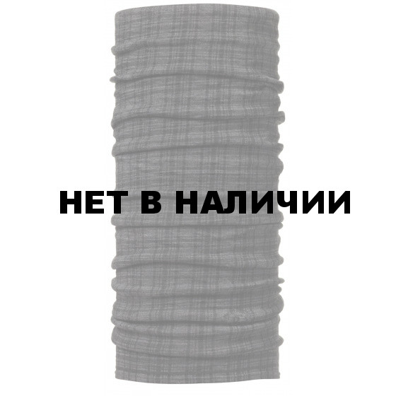 Бандана Buff WOOL Colombo Grey 101026