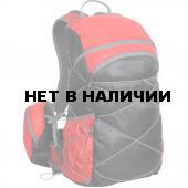 Рюкзак Pocket Pack V2 черно-красный Si