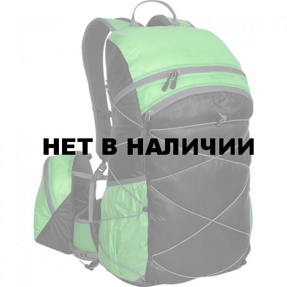 Рюкзак Pocket Pack V2 черно-зеленый Si