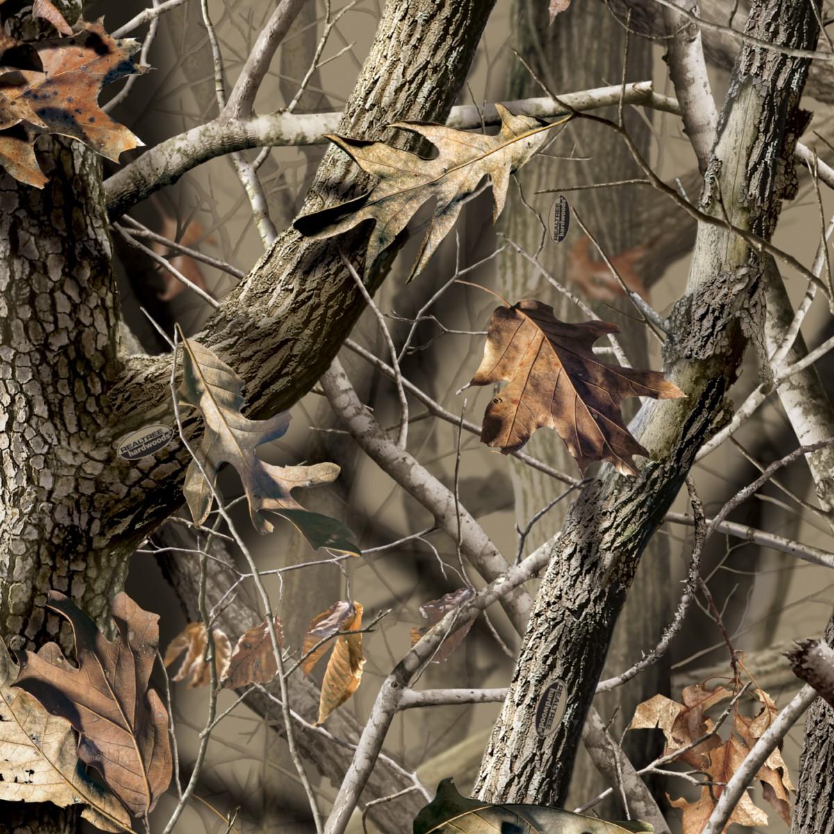 Realtree лес камуфляж