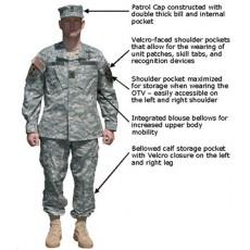 ACU (или Army Combat Uniform)