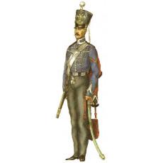 Униформа армейских гусар 1801-1825 годов