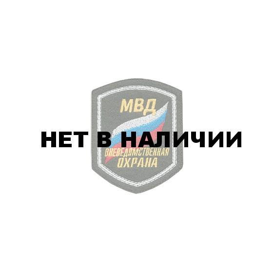 Нашивка на рукав Приказ №433 МВД Вневедомственная охрана МВД пластик