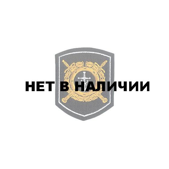 Нашивка на рукав Приказ №242 МВД Подразделение по бор. с орг. преступностью пластик