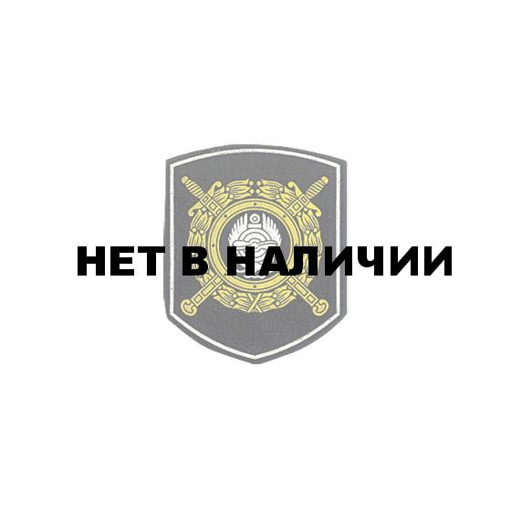 Нашивка на рукав Приказ №242 МВД Подразделение ВД на транспорте вышивка шелк