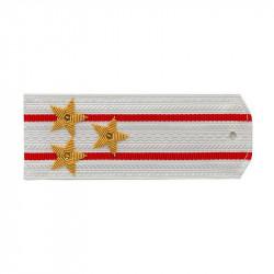 Погоны Росгвардия вышитые Полковник на белую рубашку