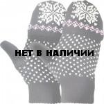 Перчатки-варежки вязанные W Igloos