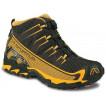 Детские трекинговые ботинки La Sportiva Falcon Gtx Black / Yellow