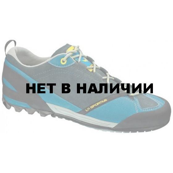 Кроссовки для подходов La Sportiva Mix Grey/Petrol