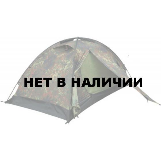 Легкая двухместная палатка Alexika Mark 12T камуфляж