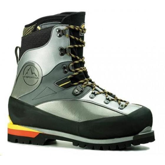 Ботинки для высотных и зимних восхождений со съемным внутренником La Sportiva Baruntse Silver