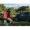 Сверхлегкая двухместная палатка Tengu Mark 50T камуфляж