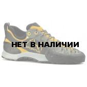 Кроссовки для подходов и несложного лазания La Sportiva Ganda Grey/Yellow