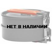 Набор портативной посуды FEAST 1 из алюминия на 1-2 персоны FEAS