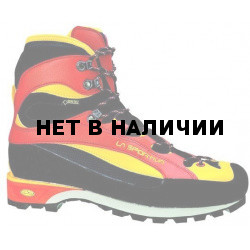 Легкие горные ботинки La Sportiva Trango Guide EVO GTX Red/Yellow