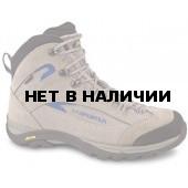 Легкие комфортные ботинки для трекинга La Sportiva Garnet GTX Grey / Blue