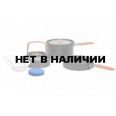Набор портативной посуды FEAST 2 из алюминия на 2-3 персоны FEAS