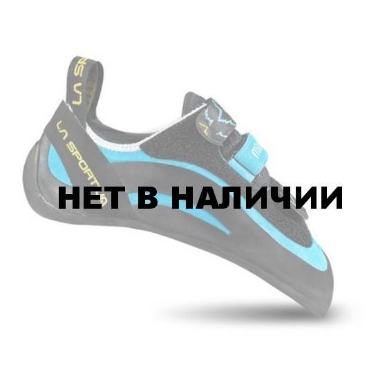 Разработаны с учетом анатомии женской ступни La Sportiva Miura VS Woman Blue