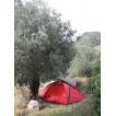 Лёгкий и компактный штурмовой трёхсезонный спальник для альпинизма и экстремального туризма Alexika Theta 8206.1010
