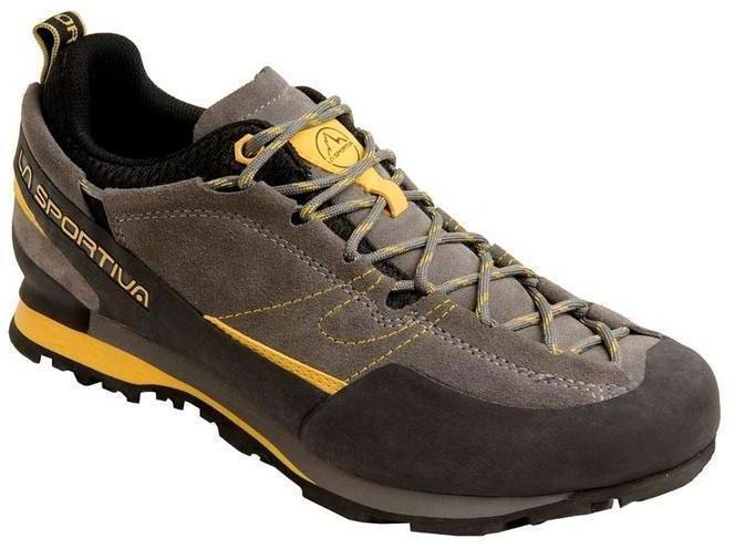 c6194f415 Кроссовки для подходов, виа-феррата и несложного лазания La Sportiva  Boulder X Grey/