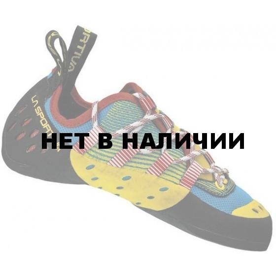 Первые скальные туфли, которые можно стирать La Sportiva HydroGym Blue/Red