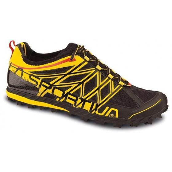 Кроссовки для бега по пересеченной местности La Sportiva Anakonda Black/Yellow