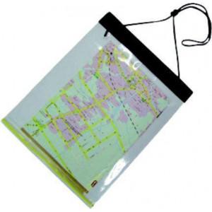 Водонепроницаемый чехол для карты, прозрачный. 2,5 х 28 см, 1801