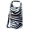 Гермомешок Зебра с плечевым ремнём 10 л AceCamp Zebra Dry Sack with strap, 10L 2466