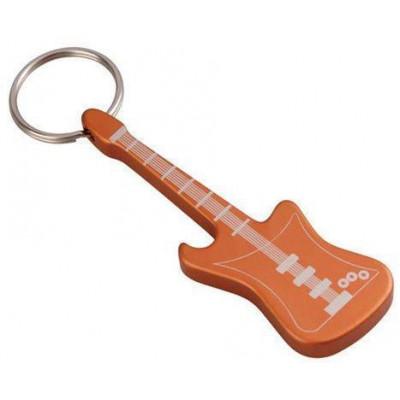 Брелок Открывалка Гитара (упак=10 шт), 3418