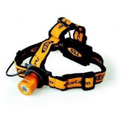 Фонарь налобный 1 Вт с маяком на затылке AceCamp 1W LED Headlamp with Back Light 1019