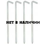 Набор колышков (4 шт) AceCamp Колышки стальные, Ø 8 2743