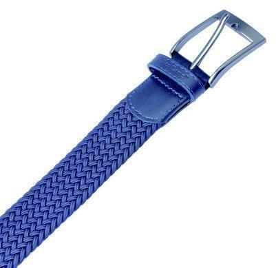 Ремень эластичный, мужской, синий AceCamp Flexi Belt - Men s Navy 5115 817074987c3