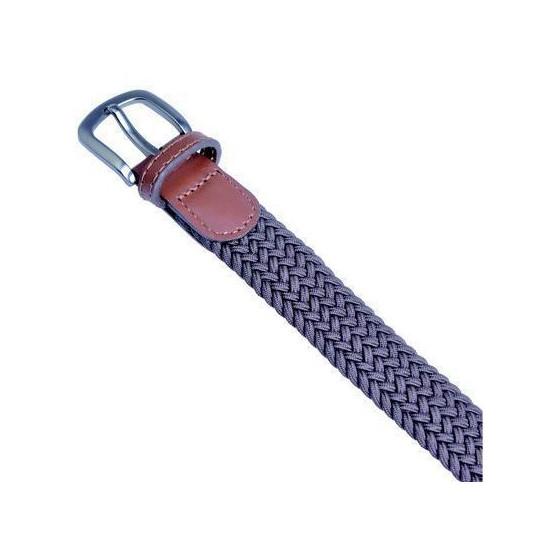Ремень эластичный, женский, шоколадный AceCamp Flexi Belt - Women's Chocolate 5104