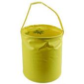 Ведро складное, виниловое 10 л AceCamp Laminated Folding Bucket 10L 1701