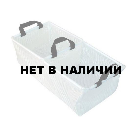 Таз складной, двойной AceCamp Transparent Folding Basin 1710