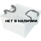 Таз складной, квадратный AceCamp Transparent Folding Square Basin 10L 1709