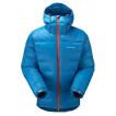 Легкая горная пуховка Montane Black Ice Jacket MBIJA