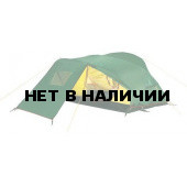Двухместная трекинговая палатка с большим тамбуром Alexika Freedom 2 Plus зеленый