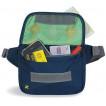 Поясная сумочка с отделением под органайзер Tatonka Travel organizer 2912.004 navy