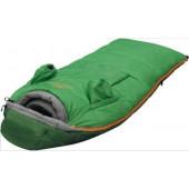 Cпальный мешок туристический для самых маленьких туристов с рукавами и наружным кармашком Alexika Mountain Baby 9226.0101