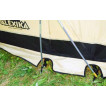 Четырехместная кемпинговая палатка купольного типа Alexika Minnesota 4 Luxe зеленый