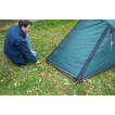 Трехместная туристическая палатка с повышенной ветроустойчивостью Alexika Nakra 3 зеленый