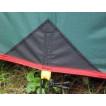 Универсальный тент защищает вас от дождя и солнца Alexika Tarp 4x5 зеленый