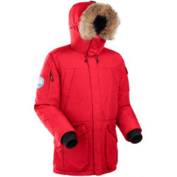 Мужская куртка-аляска Баск ALASKA V2 красная